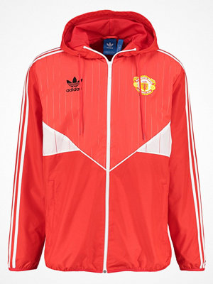 Jackor - Adidas Originals MANCHESTER UNITED Tunn jacka red