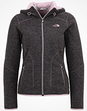 The North Face ZERMATT Fleecejacka rabbit grey/light heather