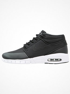 Nike Sb STEFAN JANOSKI MAX MID Höga sneakers black/metallic silver/white