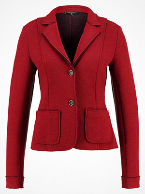 More & More Blazer vintage red