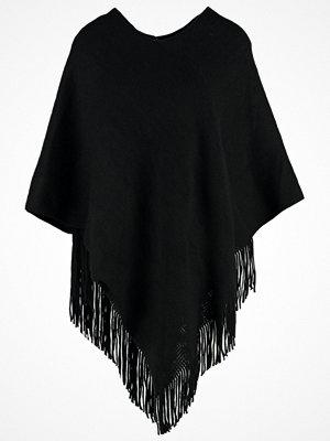 Anna Field Poncho black