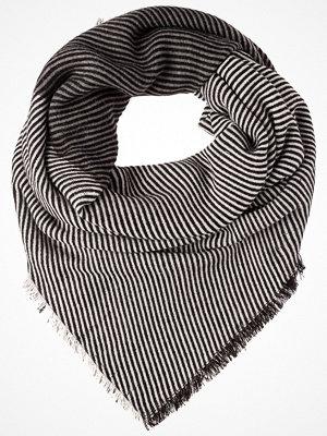KIOMI Scarf black/white/grey