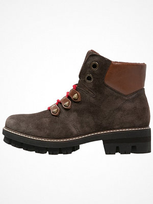 Gabor Ankelboots mocca/car