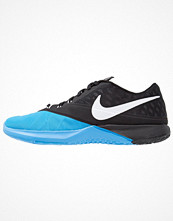 Sport & träningsskor - Nike Performance FS LITE TRAINER 4 Aerobics & gympaskor blue glow/white/black/light blue
