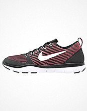 Sport & träningsskor - Nike Performance FREE TRAIN VERSATILITY Aerobics & gympaskor black/white/action red