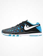Sport & träningsskor - Nike Performance TRAIN SPEED 4 Aerobics & gympaskor black/blue glow/white