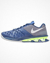 Sport & träningsskor - Nike Performance REAX LIGHTSPEED II Aerobics & gympaskor coastal blue/metallic silver/cool grey/ghost green