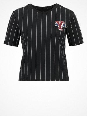 TWINTIP Tshirt med tryck black