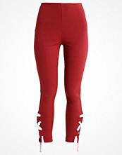 Missguided Leggings red