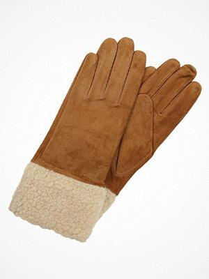 Handskar & vantar - Vero Moda VMANIE  Fingervantar tobacco brown