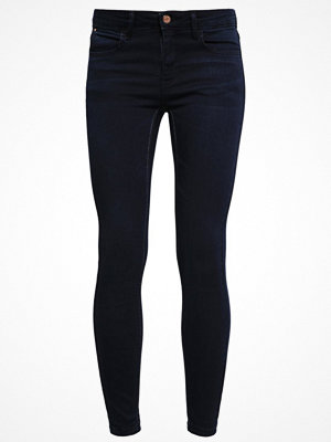 Vila VICOMMIT Jeans Skinny Fit dark blue denim