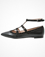 Ballerinaskor - French Connection GEKLIN Ballerinas med remmar black