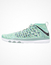 Sport & träningsskor - Nike Performance TRAIN ULTRAFAST FLYKNIT Aerobics & gympaskor enamel green/black/cannon/ghost green/hyper jade