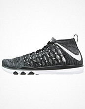 Sport & träningsskor - Nike Performance TRAIN ULTRAFAST FLYKNIT Aerobics & gympaskor black/white/anthracite/cool grey/volt
