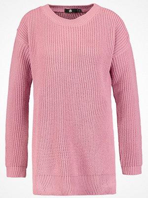Missguided Stickad tröja rose