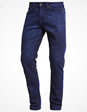 Jeans - Tom Tailor Denim Jeans Tapered Fit deep purple blue