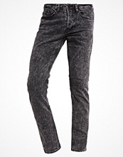 Jeans - Only & Sons ONSWEFT Jeans straight leg black denim
