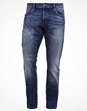 Jeans - Edc by Esprit TAPERED Jeans Tapered Fit blue dark