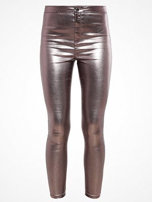 Miss Selfridge STEFFI Jeans Skinny Fit metallic