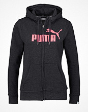 Puma Sweatshirt dark gray heather