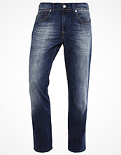 Jeans - 7 For All Mankind SLIMMY FOOLPROOF Jeans straight leg avemidblu