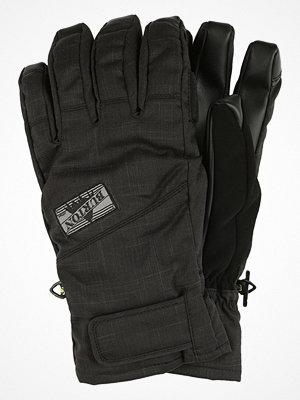 Handskar & vantar - Burton APPROACH 2IN1 Fingervantar true black