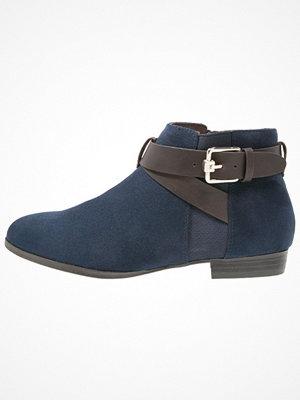 Anna Field Ankelboots blue