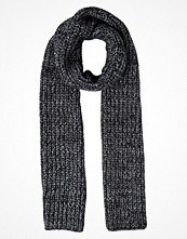 Halsdukar & scarves - Bickley+Mitchell Halsduk black twist