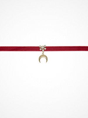 Topshop Halsband burgundy