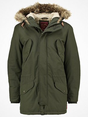 Jack & Jones JJVARCTIC NOOS Parkas rosin