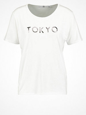 T-shirts - Missguided TOKYO Tshirt med tryck white