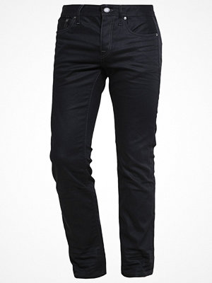 Jack & Jones JJICLARK REGULAR FIT Jeans straight leg black denim