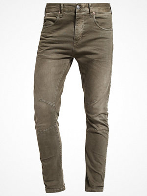 Jack & Jones JJILUKE JJECHO Jeans Tapered Fit olive night