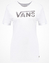 T-shirts - Vans AUTHENTIC WATER  Tshirt med tryck white
