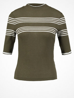 T-shirts - New Look LUCI Tshirt med tryck light khaki