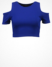 T-shirts - New Look Petite Tshirt med tryck mid blue