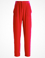 Topshop BOUTIQUE Tygbyxor pink