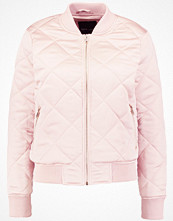 Jackor - New Look Bomberjacka light pink