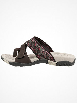 Tofflor - Kamik MYSTIQUE Flipflops coffee