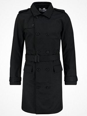 Topman Trenchcoat black