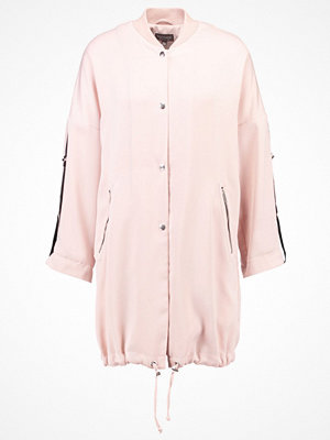 Topshop Kort kappa / rock pink