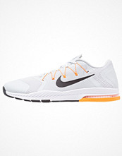 Sport & träningsskor - Nike Performance TRAIN COMPLETE Aerobics & gympaskor pure platinum/black/bright citrus/cool grey