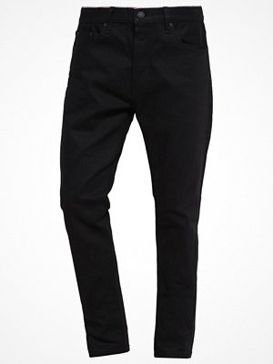 Jeans - Earnest Sewn BRYANT SLOUCHY  Jeans slim fit raw black