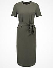 Topshop Jerseyklänning khaki/olive