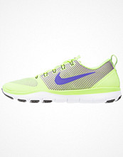 Sport & träningsskor - Nike Performance FREE TRAIN VERSATILITY Aerobics & gympaskor ghost green/fierce purple/black/white