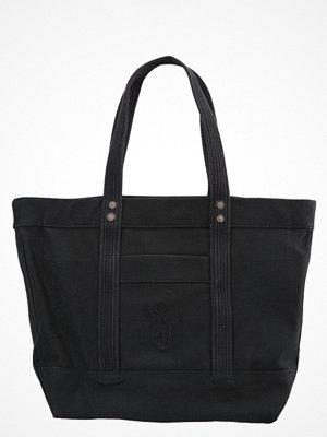 Polo Ralph Lauren svart shopper Shoppingväska black