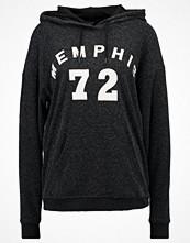 Topshop MEMPHIS Sweatshirt charcoal