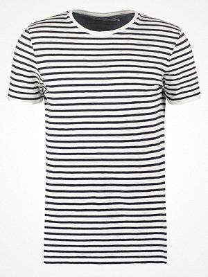 CELIO FEHEY Tshirt med tryck navy blue