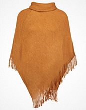 Pieces PCPOLLUS Poncho cathay spice
