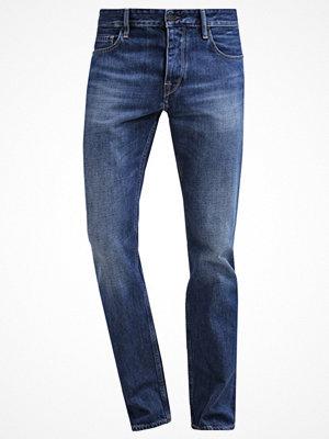 BOSS Orange Jeans straight leg medium blue